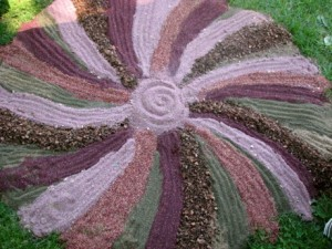 Herbal spiral