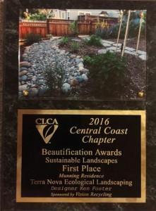 CLCA beautification awards
